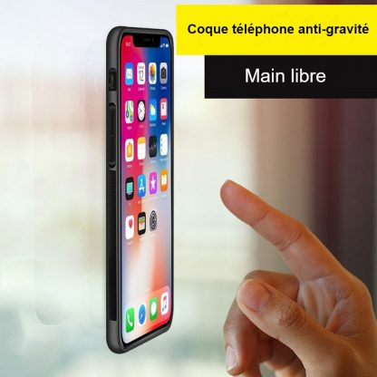 coque anti gravite iphone x max