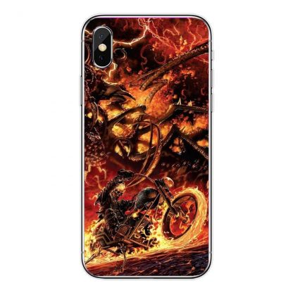 Coque silicone Iphone Sons of Anarchy 6