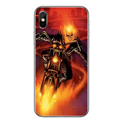 Coque silicone Iphone Sons of Anarchy 5S